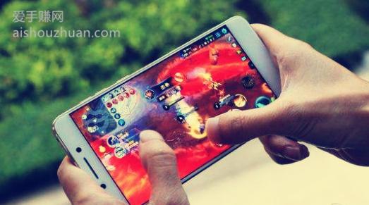 手机玩游戏赚钱